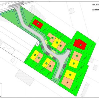 Terrain à bâtir à vendre à Drongen