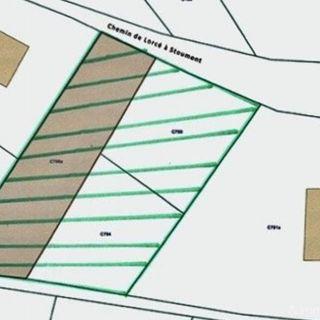 Terrain à bâtir à vendre à Stoumont