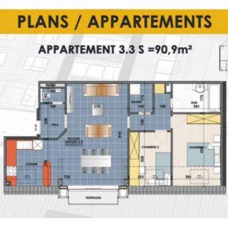Appartement à louer à Familleureux