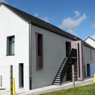Quatre nouveaux logements publics