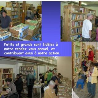 24e Foire aux livres du Kiwanis Namur Comté