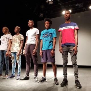 Salves d'applaudissements pour cinq Guinéens!