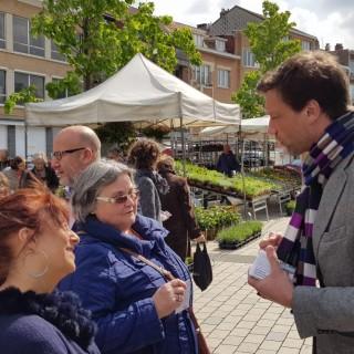 Lucas Ducarme: «L'exode de Bruxelles n'est pas une fatalité!»