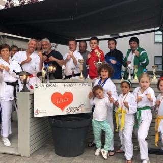 Première Coupe jeunes des Ardennes pour le Télévie