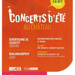 Pour BaliMurphy, concert signifie fête et partage