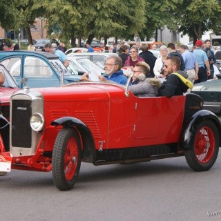 La Jurade princière de Chimay organise son 4e rallye touristique