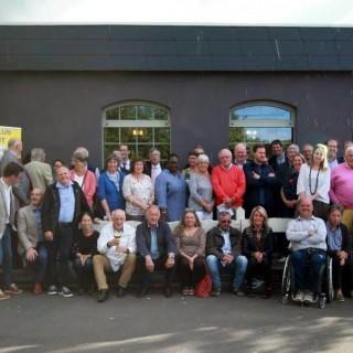 Le Lions Club d'Hannut a remis ses dons