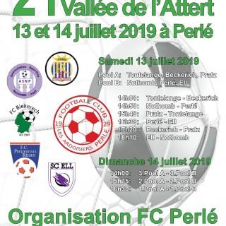 21e édition de la Coupe de la Vallée
