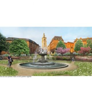 Le projet du square Saint-Germain présenté aux riverains