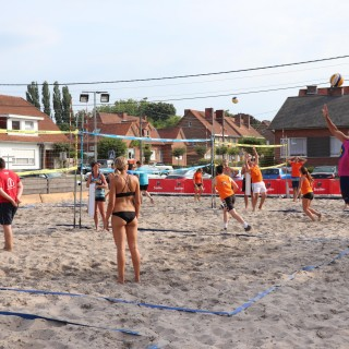 14e édition de l'Open Beach d'Hannut