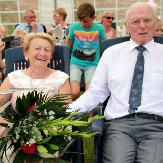 De l'Or pour Michel et Jeannine