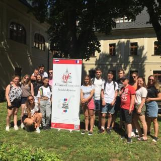 14e échange européen entre l'institut Saint-Joseph et Banska Bystrica en Slovaquie