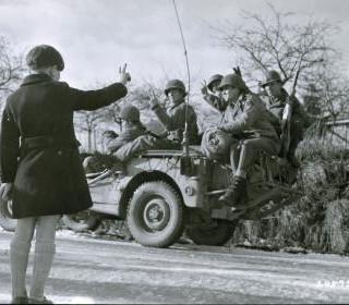 Commémoration du 75e anniversaire de la libération