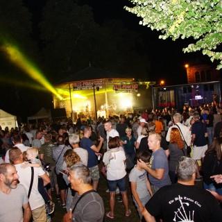 Le 5 e Ville-Pomm'Rock festival