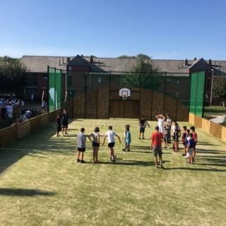 Une nouvelle infrastructure de détente sportive au Bataillon Carré