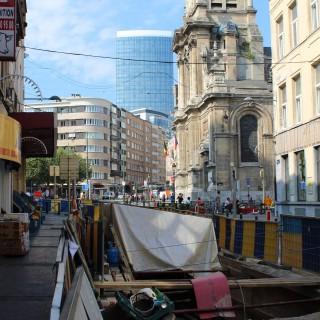 Chaussée de Louvain : 2.000 euros de prime par commerce