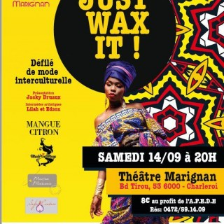 Just wax it ! Un défilé de mode tout en couleurs