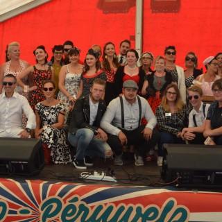 Braderie rockabilly pour Rétro Peruwelz