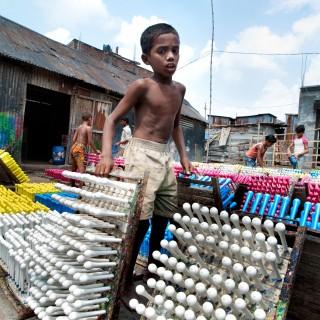 Le travail des enfants, hier en Belgique et aujourd'hui dans le monde
