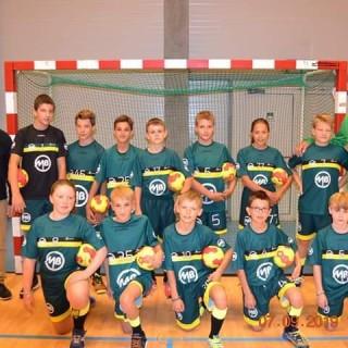 Reprise des entraînements pour le handball club