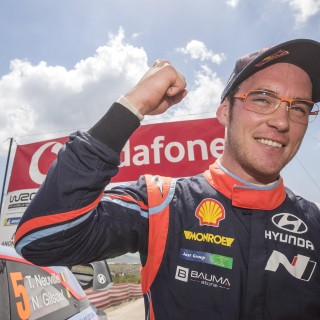 Thierry Neuville sera à l'East Belgian Rally