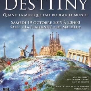 Destiny: un voyage musical à Malmedy