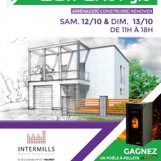 Premier salon Bati-Energie à Intermills