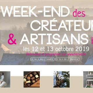 Participez au week-end des créateurs et artisans
