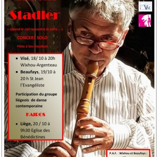 Martin Stadler en concert !