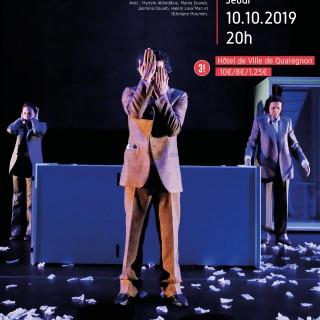 «Moutoufs»: un spectacle sur la manière dont la société enferme ses citoyens dans des cases