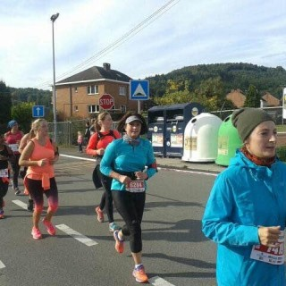 La Ladies Andenne, le jogging des femmes contre le cancer