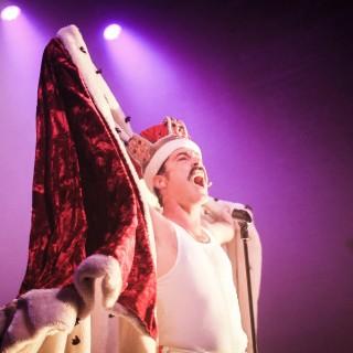 Plus qu'un sosie de Freddie Mercury