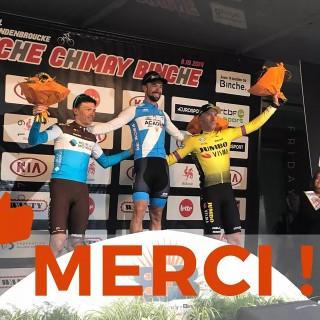 «Un magnifique hommage à Frank Vandenbroucke et un plateau plus relevé qu'à Paris-Tours!»
