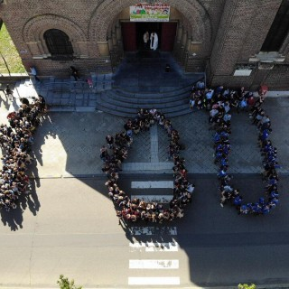 100 bougies pour l'Unité Notre-Dame de l'Annonciation