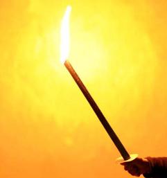 Contes de vie et de mort: balade aux flambeaux