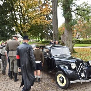 Commémoration des 75 ans de l'institut de Schaltin et de la rafle d'août 44