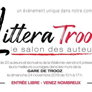 Premier salon des auteurs «LittéraTrooz»