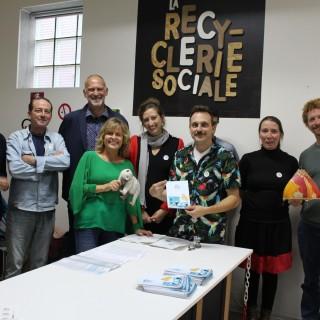 La Recyclerie sociale redonne vie aux encombrants