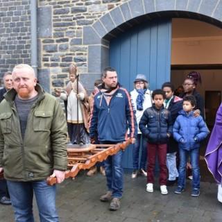 La foire Saint-Eloi est une vieille tradition à Ciney