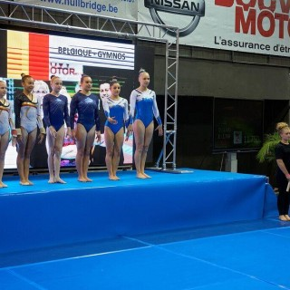 22e tournoi international juniorde gymnastique artistique
