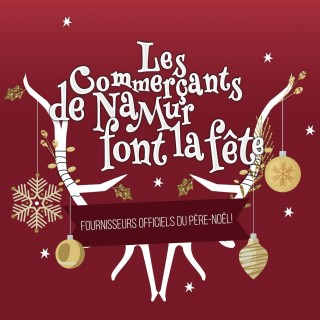 Les commerçants de Namur font la fête