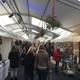 Le parc de Wolvendael se dote d'un marché de Noël