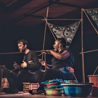 Taama: un voyage poétique