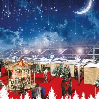 Un nouveau marché de Noël sur Flagey