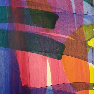 Exposition «Coloris en mouvement» d'Hélène Van Den Putte