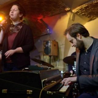 Découvrez l'univers de Chrystel Wautier au Gaume Jazz d'Hiver