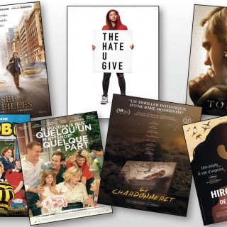 Du roman à l'écran: du 2 au 23 février