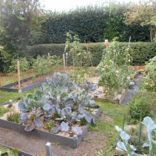 Des jardiniers toujours au taquet!