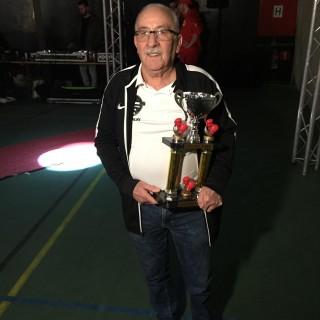 50 ans sur et autour du ring pour «papa»