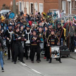 Trois bonnes raisons de venir fêter le Carnaval à Leuze